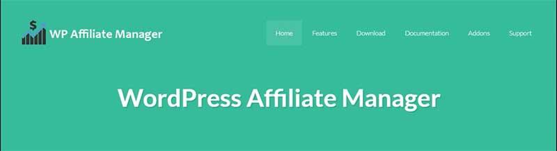 WordPress Affiliate Manager