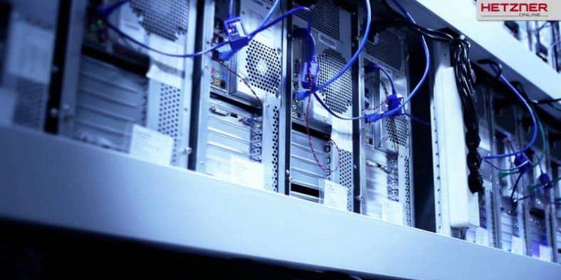 Cloudmin on Hetzner Root Servers